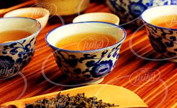 خرید عمده دمنوش نوین زعفران 6 گیاه