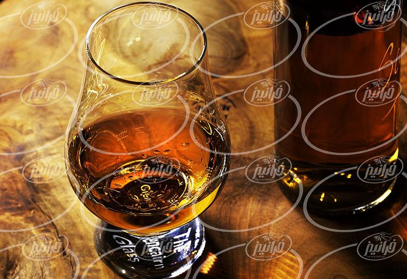 صادرات مستقیم نوشیدنی زعفرانی از ایران