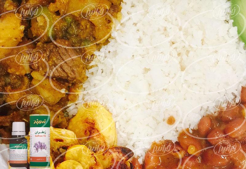 پخش اصلی قطره زعفران زردبند در ایران