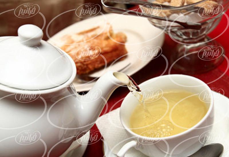 قیمت چای زعفران شهری در ایران