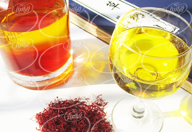 صادرات شربت زعفران ایرانی به استرالیا