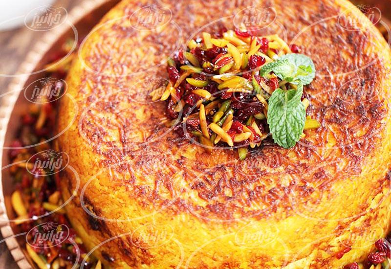 تولید اسپری زعفران ارزان با بهترین کیفیت