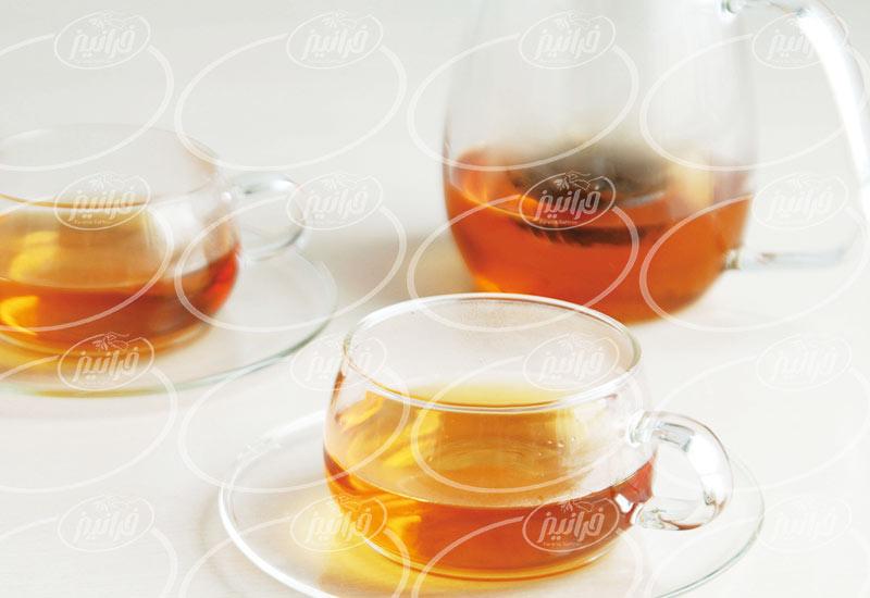 بهترین محل خرید چای زعفران کیسه ای
