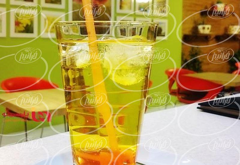 تولید بهترین نوشیدنی زعفران نفیس ایرانی