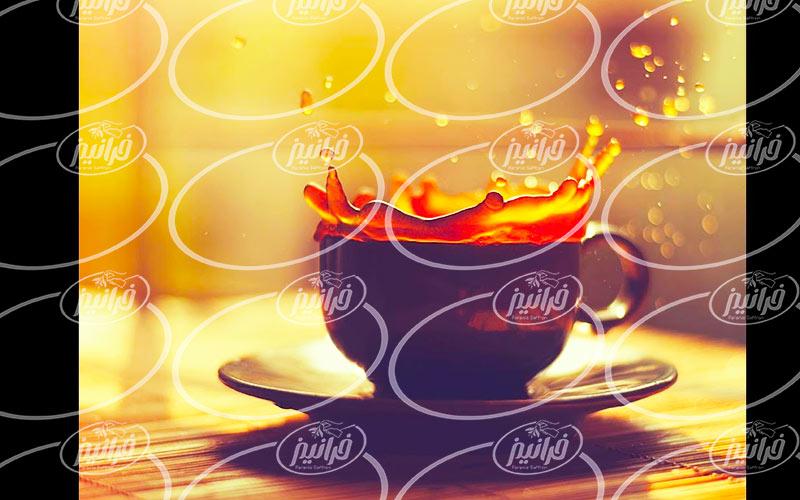 شرکت تولیدی چای سیاه زعفران با تکنولوژی روز دنیا
