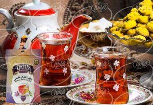 تامین دمنوش زعفران دکتر بیز از طریق اینترنت
