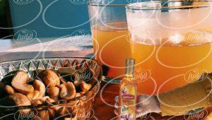 شرکت تولیدی بزرگ شربت زعفران مصطفوی