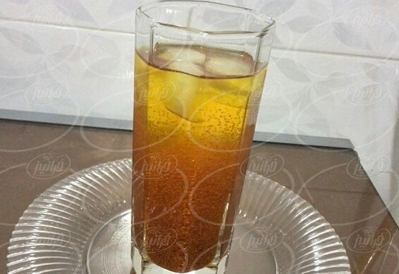 فروش شربت زعفران اصل با قیمت ارزان