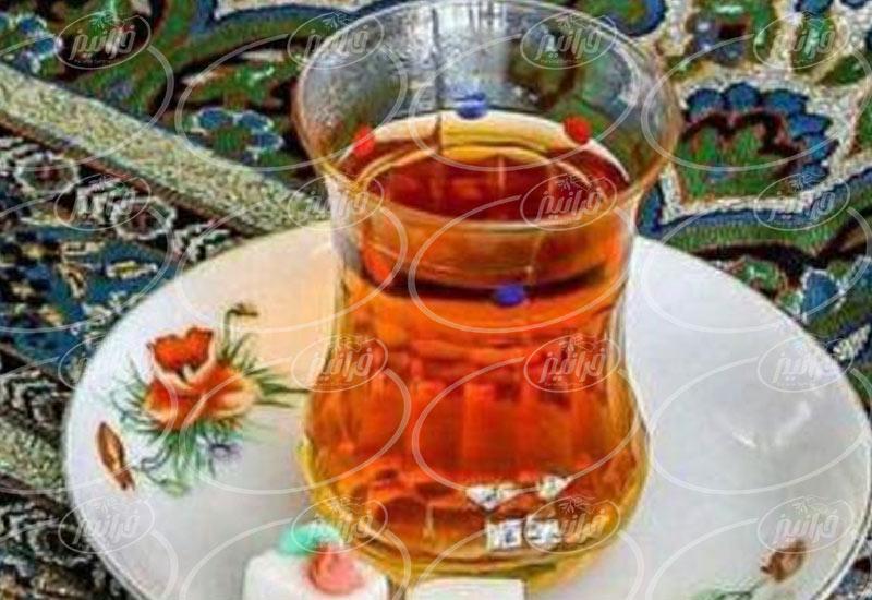 خرید چای کیسه ای زعفران با بهترین کیفیت