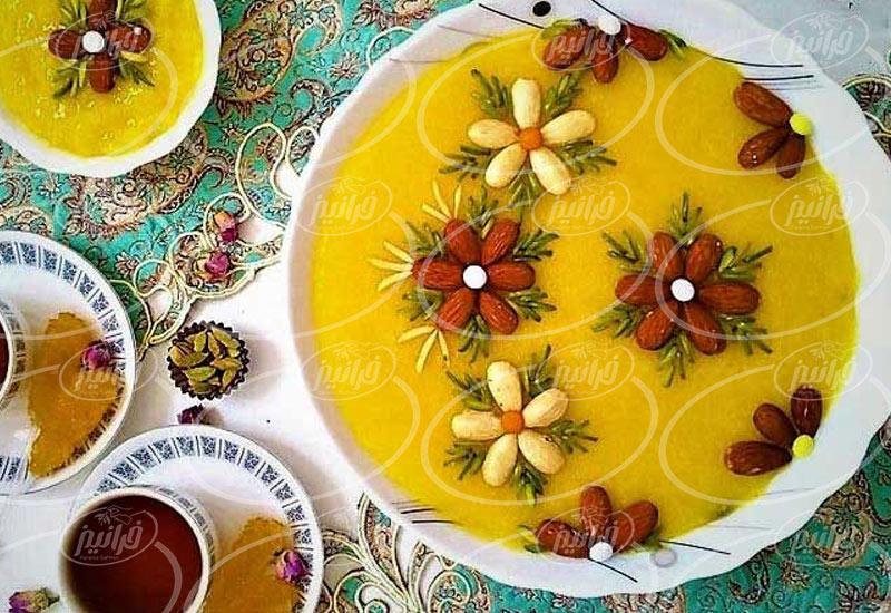 پایگاه اینترنتی سفارش قطره افشره زعفران