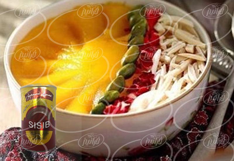 سفارش دهندگان رنگ طبیعی زعفران سی سیب مجاز خوراکی