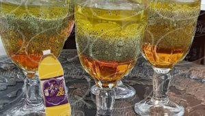 خرید کارتنی از فروشنده اصلی شربت زعفران نادر