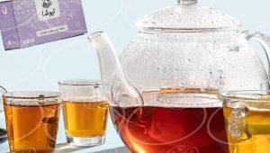 مجموعه بازرگانی چای زعفران نیوشا